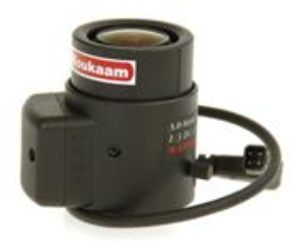"1/3"" objektiv, 3,0 - 8mm, F1.0, podpora IR, asferický, DC-Drive, CS"