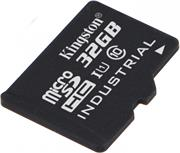 32 GB . microSDHC karta Kingston Industrial Temp UHS-I Class 10 90R/45W