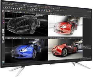 "43"" LED Philips 4350UC-UHD,IPS,2xDP,HDMI,rep"