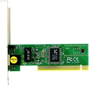 4World Sieťová karta PCI 10/100BaseTX (RJ45) chipset Realtek - bulk