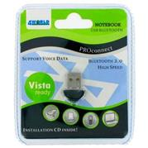 4World Vista USB bluetooth adaptér