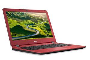 Acer Aspire ES13 ES1-332-P1GA, červeno-čierny