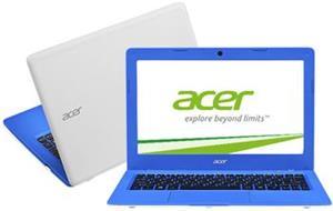 Acer Aspire One Cloudbook 11 AO1-131-C216, modro-biely