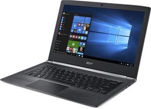 Acer Aspire S13 S5-371-34FA, čierny