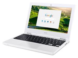 Acer Chromebook 11 CB3-132-C3XJ, biely