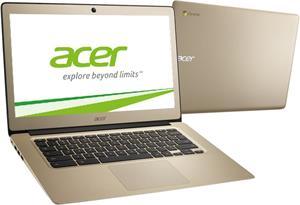 Acer Chromebook 14 CB3-431-C3LS, zlatý