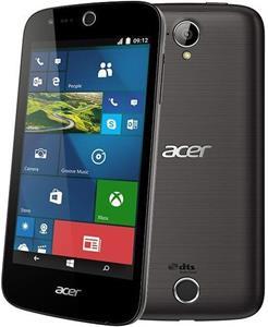 Acer Liquid M330, LTE, Dual SIM, čierny