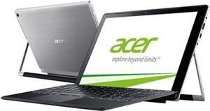 Acer Switch Alpha 12 SA5-271-55QF, strieborný