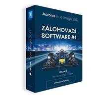 Acronis True Image 2017 - 3 Computers - Upgrade ESD CZ