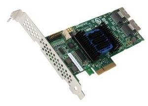 Adaptec RAID 6805E 2270900-R 6Gb/s SATA/SAS 4 internal ports w/ 128MB