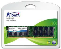 Adata DDRAM 512MB 400 CL3, ram
