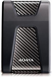 Adata HD650 1TB, odolný, čierny