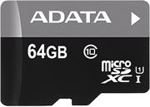 Adata Premier microSDXC 64GB UHS-I, pamäťová karta