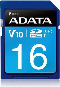 Adata Premier SDHC 16GB UHS-I, pamäťová karta