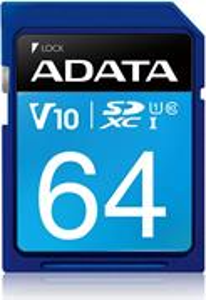 Adata Premier SDXC 64GB UHS-I, pamäťová karta