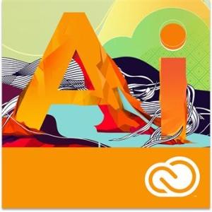 Adobe Illustrator CC MP ML (+CZ) COM NEW 1-9 (12 měsíců)
