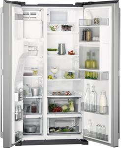 AEG RMB66111NX SBS chladnička