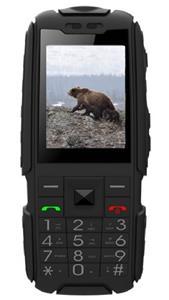 Aligator R20 R20 eXtremo, outdoorový telefón, čierny