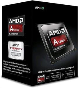 AMD, A10-7870K Black Edition, Box