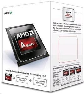 AMD A4-5300, 3,4 GHz