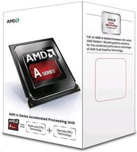 AMD A4-7300, 3,8 GHz