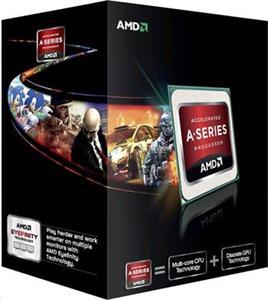 AMD A6-5400K Black edition, 3,6 GHz