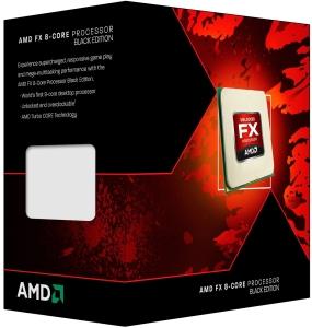 AMD FX-8370E Black edition, 3,3 GHz