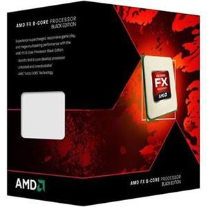 AMD, FX-Seria X8 9590 Processor BOX, soc. AM3+ ( bez chladenia ) ROZBALENY