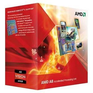 AMD, Richland A8 Series X4 6600K Processor BOX, soc. FM2, 100W, AMD Radeon HD 8570D