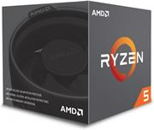 AMD Ryzen 5 1600, BOX, Wraith Spire chladič