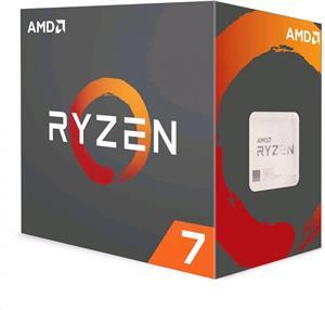 AMD RYZEN 7 1800X, BOX, bez chladiča