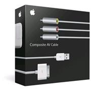 Apple Composite AV Cable