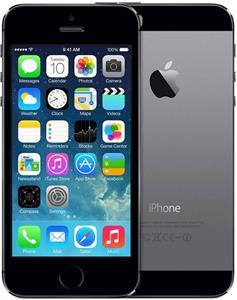 Apple iPhone 5S, 32GB, vesmírne sivá