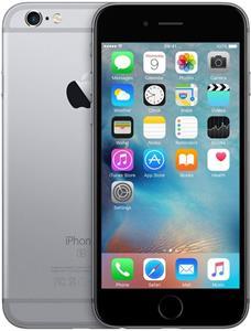 Apple iPhone 6S, 32 GB, sivý