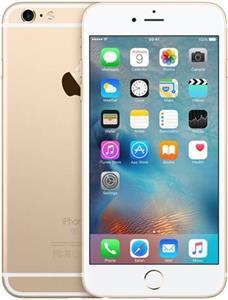 Apple iPhone 6s Plus, 32 GB, zlatý