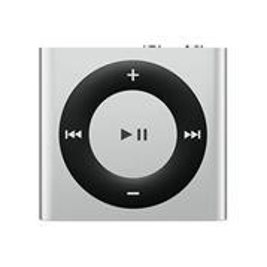 Apple iPod shuffle 2GB Strieborny