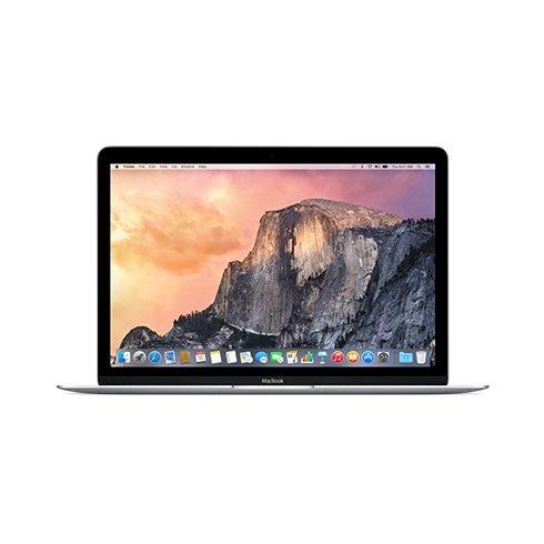 Apple MacBook 12 MLHC2SL/A strieborný