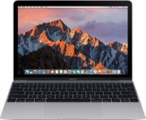 "Apple MacBook, 12"", Retina, Core M3, 256 GB SSD, sivý"