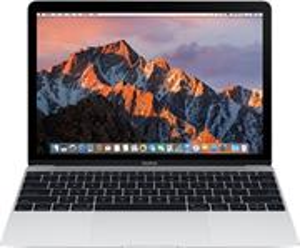 "Apple MacBook, 12"", Retina, Core M3, 256 GB SSD, strieborný"