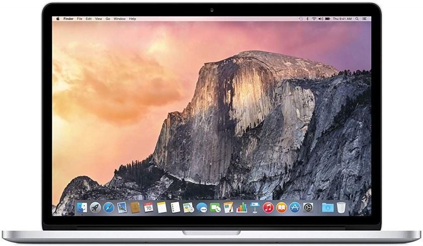 "Apple MacBook Pro, 13"", Retina, Core i5, 128 GB SSD, sivý"