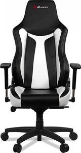 AROZZI herní židle VERNAZZA/ černobílá