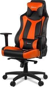AROZZI herní židle VERNAZZA/ černooranžová