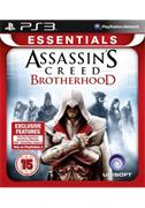 Assassins Creed: Brotherhood Essentials (PS3)