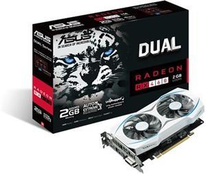 Asus DUAL-RX460-2G