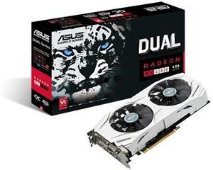ASUS DUAL-RX480-O4G