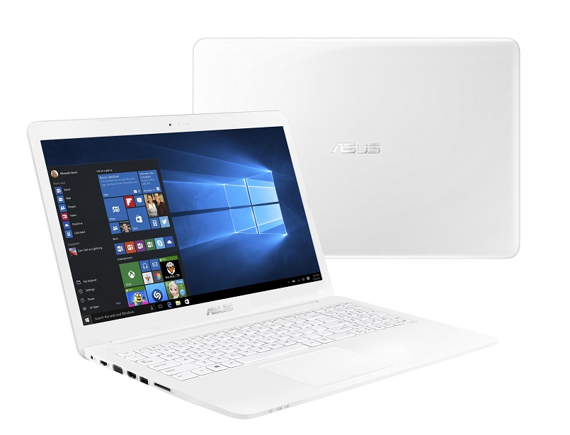 Asus E502NA DM002T, biely