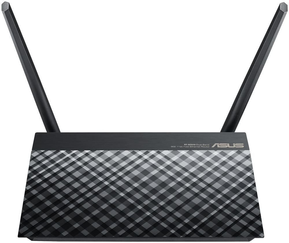 Asus RT-AC51U, Dual-Band, WiFi N, 2x5dBi, USB