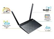 Asus RT-N12PLUS, WiFi router, 2x5 dBi antena