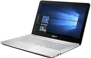 Asus VivoBook Pro N752VX GC088, sivý