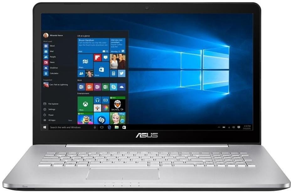 Asus VivoBook Pro N752VX GC118D